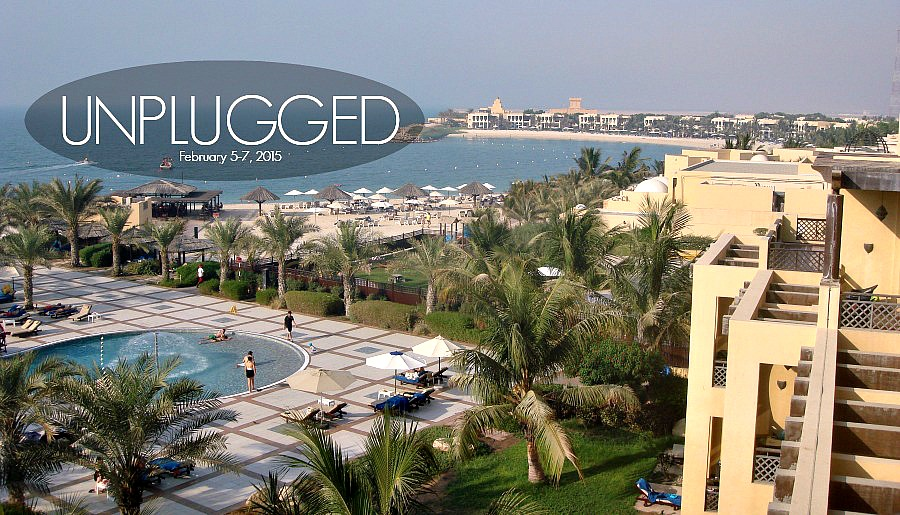 Unplugged - Wellness Retreat February 2015 in Ras Al Khaimah (retreats)