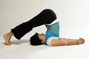 The Plough - Halasana