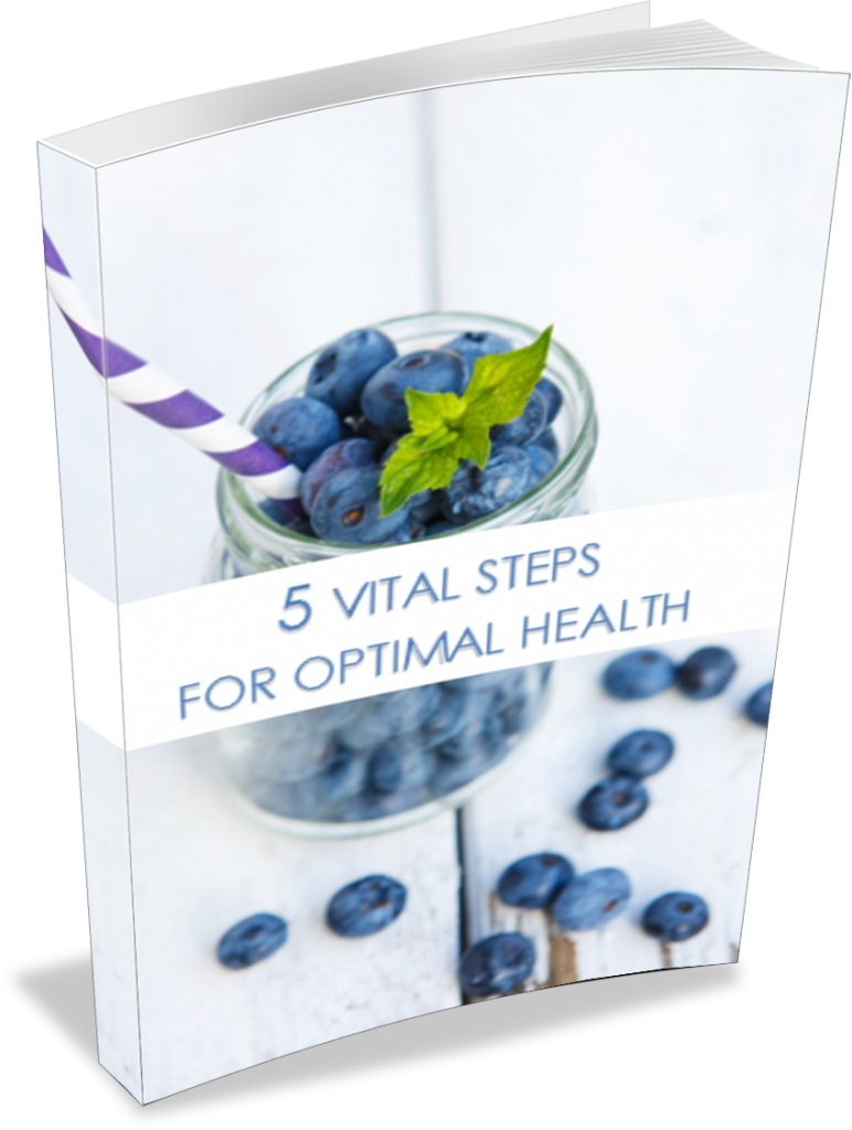 5 VItal Steps to Optimal Health