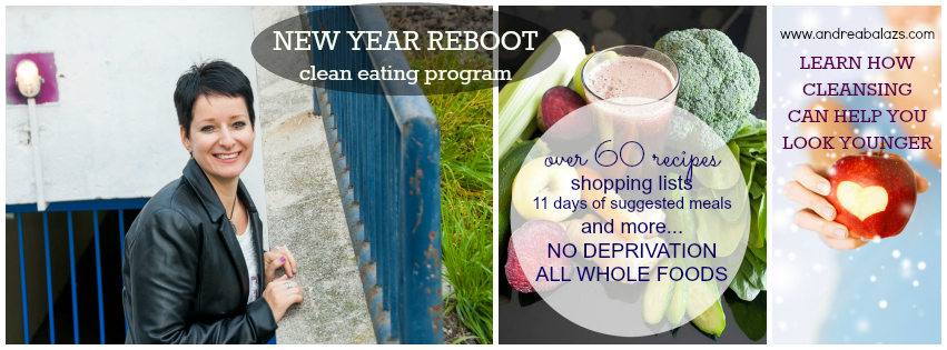 New Year Reboot - Clean Eating Program