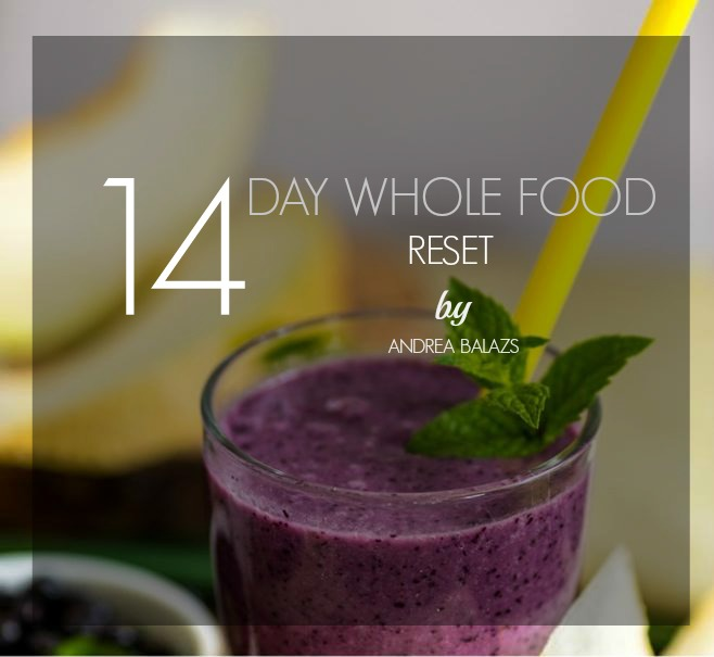 14-day whole food reset