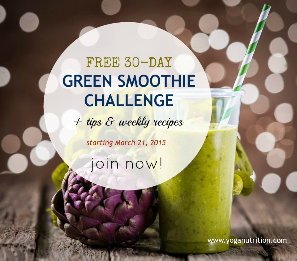free 30 day green smoothie challenge