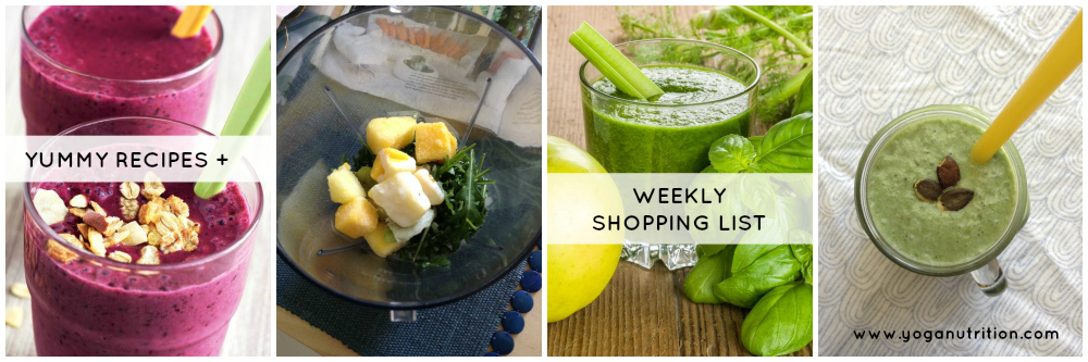30-day Green Smoothie Challenge by Andrea Balazs