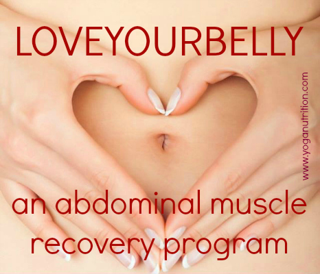 Loveyourbelly - abs recovery